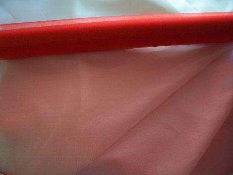piros 23,5 cm * 10 m organza