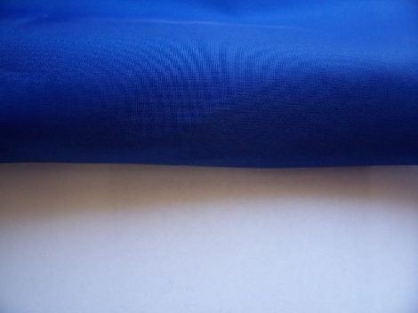 királykék 8. selyem dekoranyag 150 cm széles (méterre)