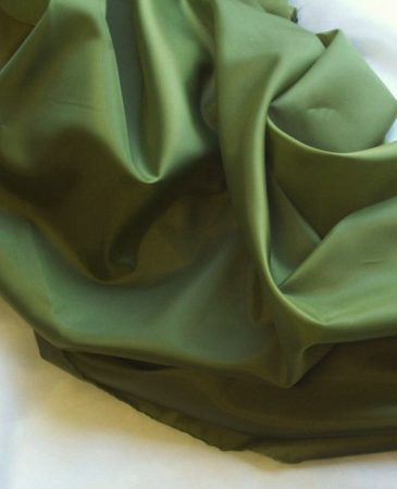 mohazöld 12. selyem dekoranyag 150 cm széles (méterre)