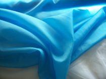 türkizkék 6. selyem dekoranyag 150 cm széles