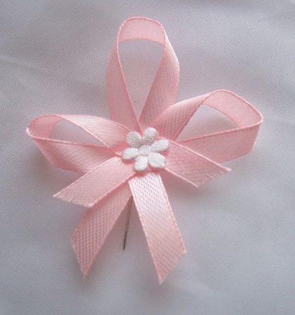 kitűző 16. rózsaszín (5 cm-es) -10 db