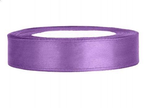 1,2 cm-s szatén szalag (25 m) lila (004)