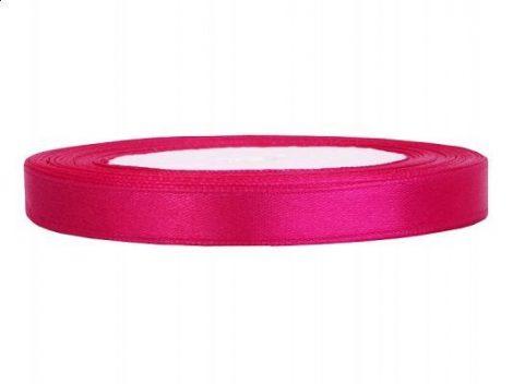 0,6 cm-s szatén szalag (20 m) pink (006)
