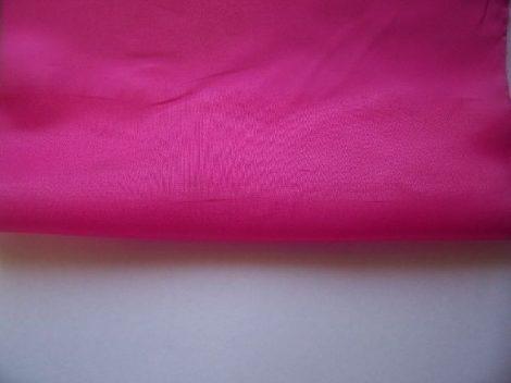 Pink selyem dekoranyag 150 cm széles (méterre)