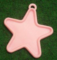Lufinehezék , rózsaszín csillag