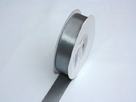 Szatén szalag ezüst (HS-1142)-(0,6 cm * 22 m)