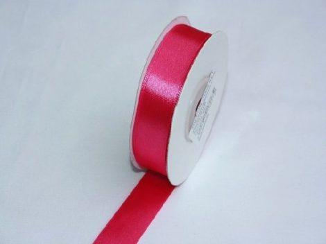 Szatén szalag pink (HS-1188)-(0,6 cm * 22 m)