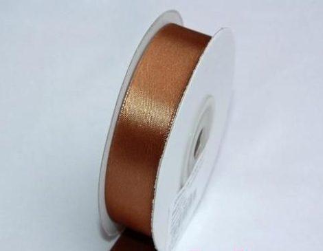 szatén szalag óarany (HS-14)-(2 cm*22 m)