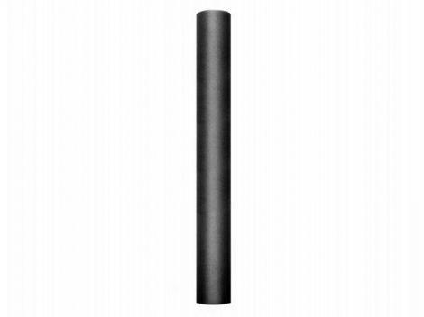 tüll dekoranyag, fekete (010)- 50 cm*9 m, puha