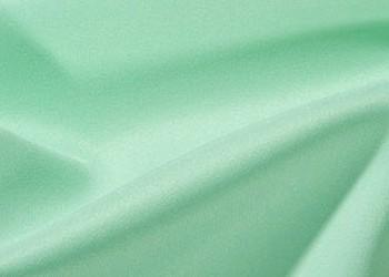 menta selyem dekoranyag 150 cm széles