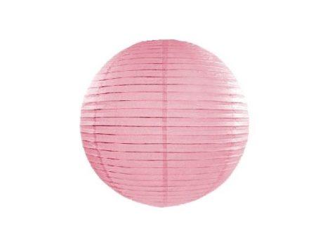 lampion gömb (30 cm) rózsaszín