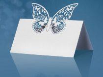 ültetőkártya pillangóval (WS56)- 10 db