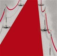 vörös szőnyeg (bevonulószőnyeg). (80 cm *10 m)