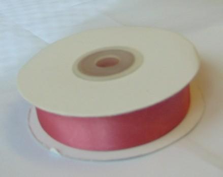 Szatén szalag vintage rózsaszín-493 - (5 cm *22 m)