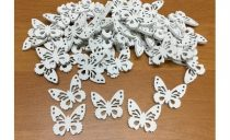 pillangó fa , 3*4 cm (30 db)