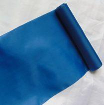 Selyem dekoranyag asztali futó sötétkék-654 (25 cm * 10 m)