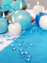 gyémánt dekorkő v.kék (100 db), 1,2 cm