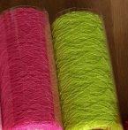 Csipke dekoranyag pink (50 cm * 4,5 m)