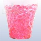 aquagyöngy, hydrogyöngy, zselégyöngy rózsaszín