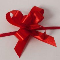 szatén gyorsmasni piros 2 cm-s (10 db)