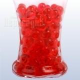 aquagyöngy, hydrogyöngy, zselégyöngy s.piros