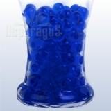 aquagyöngy, hydrogyöngy, zselégyöngy kék