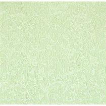 v.zöld dombornyomott szalvéta 33x33 (16 db)-74405
