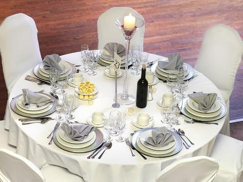 körasztal terítő (300 cm) - esküvő dekoráció ea46652863