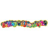 Boldog Új Évet felirat (buborékos)