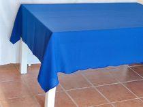 Királykék asztalterítő (150*240 cm)