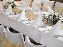 fehér, textil terítő (140*170 cm)-OBRU2