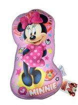 Minnie egér pink plüss formapárna