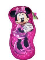 Minnie egér ciklámen plüss formapárna