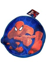 Pókember Spiderman plüss formapárna