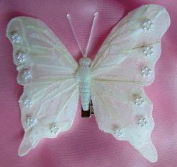 lepkék, organza lepkék, pillangók